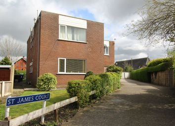 Thumbnail 1 bed flat to rent in St. James Court, Lostock Hall, Preston
