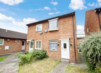 Thumbnail 2 bedroom end terrace house for sale in Fleetwood, Freshbrook, Swindon
