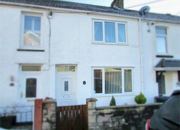Thumbnail 4 bed terraced house for sale in Woodland Road, Skewen, Neath, West Glamorgan