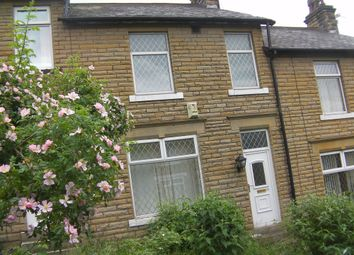 Thumbnail 3 bed terraced house to rent in Bankfoot Street, Batley