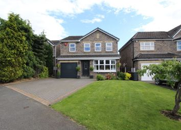 Thumbnail 4 bedroom detached house for sale in Tavern Road, Hadfield, Glossop
