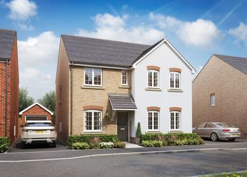 "Thumbnail 4 bed detached house for sale in ""The Mayfair"" at King Street Lane, Winnersh, Wokingham"