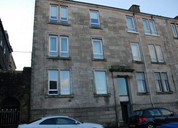 Thumbnail 2 bed flat to rent in Wellington Street, Greenock Unfurnished