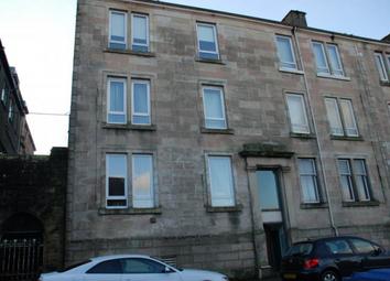 Thumbnail 2 bedroom flat to rent in Wellington Street, Greenock Unfurnished