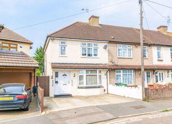 3 bed end terrace house for sale in Cranborne Road, Hoddesdon, Hertfordshire EN11