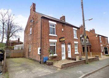 Thumbnail 3 bedroom cottage for sale in Henry Street, Haslington, Crewe