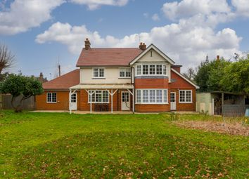 Thumbnail 4 bed detached house to rent in Barnett Wood Lane, Ashtead