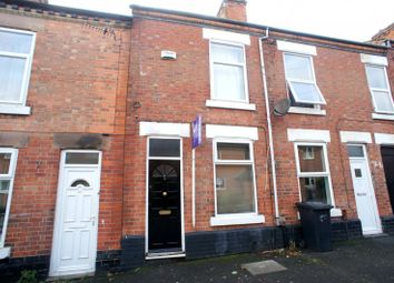 Thumbnail 2 bed terraced house to rent in Darby Street, Derby