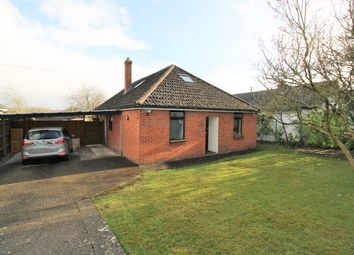 Thumbnail 3 bed bungalow for sale in Bath Road, Padworth, Reading