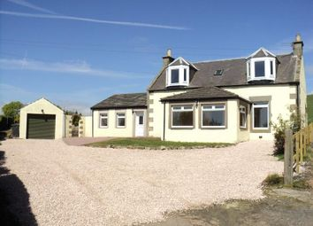 Thumbnail 4 bed detached house to rent in John Woods Houses, St. Andrews Road, Upper Largo, Leven