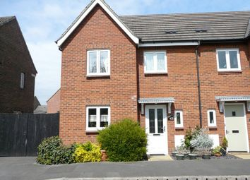 Thumbnail 3 bed semi-detached house for sale in Willow Close, St Georges, Weston Super Mare
