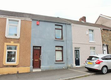 Thumbnail 2 bed terraced house for sale in Roger Street, Treboeth, Swansea