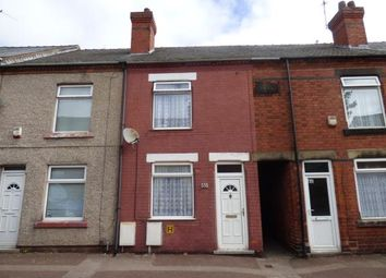 Thumbnail 2 bed terraced house for sale in St. Michaels Street, Sutton-In-Ashfield, Nottinghamshire