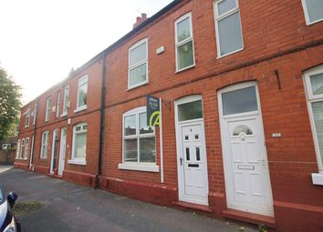 Thumbnail 2 bed terraced house for sale in Steel Street, Warrington