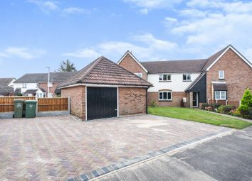 Thumbnail 3 bed terraced house for sale in The Gables, Pitsea, Basildon