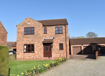 Thumbnail 4 bed detached house for sale in Melltown Green, Pickhill, Thirsk