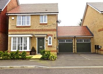 Thumbnail 3 bed link-detached house to rent in Stephenson Grove, Rainhill, Prescot