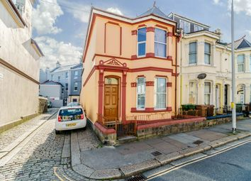 Thumbnail 2 bed terraced house for sale in Molesworth Road, Stoke, Plymouth