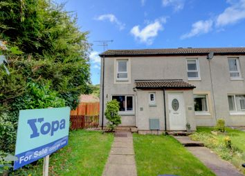 Thumbnail 2 bed end terrace house for sale in Gillbrae, Dumfries