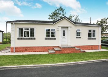 Thumbnail 2 bed bungalow for sale in Mossband Residential Mobile Home Park, Dumfries