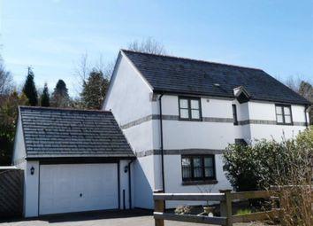 Thumbnail 3 bed detached house for sale in Gardd Afon, 8, Maes Yr Efail, Llanbrynmair, Powys