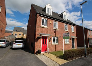 Thumbnail 3 bed semi-detached house for sale in Brambling Lane, Wath Upon Dearne