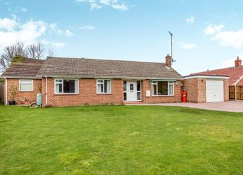 Thumbnail 3 bed detached bungalow for sale in Vyces Road, Framlingham, Woodbridge