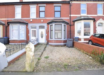 Thumbnail 3 bed terraced house for sale in Ashburton Road, Blackpool