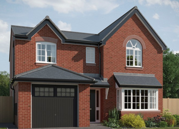 Thumbnail 4 bed detached house for sale in Lathom Pastures, Firswood Road, Lathom
