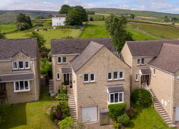 Thumbnail 4 bed detached house for sale in Heather Road, Meltham, Holmfirth, West Yorkshire