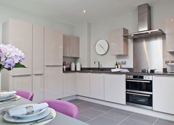 Thumbnail 4 bed flat to rent in Bridge Mill, Haggerston Road