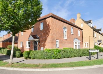 Thumbnail 3 bed detached house for sale in Mendip Way, Stevenage