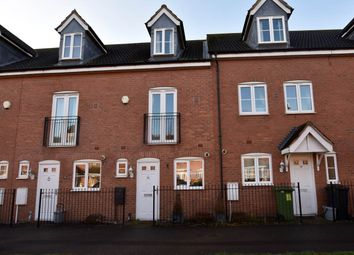 Thumbnail 3 bed town house for sale in Hampton Vale, Peterborough