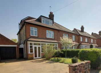 Thumbnail Semi-detached house for sale in Drapers Road, Enfield
