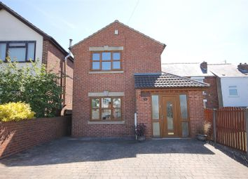Thumbnail 3 bed detached house for sale in Strettea Lane, Higham, Alfreton
