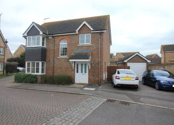 Thumbnail 3 bed detached house for sale in Stangate Drive, Iwade, Sittingbourne