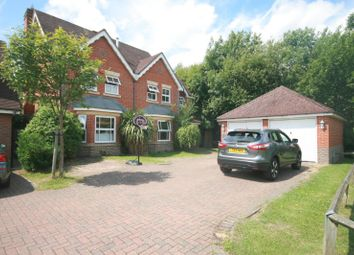 Thumbnail 4 bedroom detached house to rent in Hendon Grove, Epsom