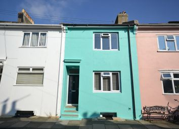 Thumbnail 3 bedroom terraced house for sale in Bute Street, Brighton