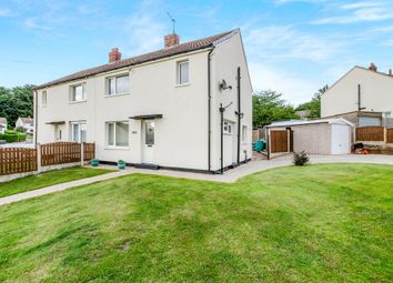 Thumbnail 3 bed semi-detached house for sale in The Mount, Kippax, Leeds
