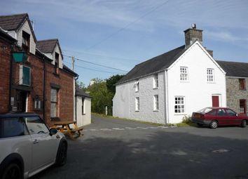 Thumbnail 3 bed terraced house to rent in Llanfihangel-Y-Creuddyn, Aberystwyth