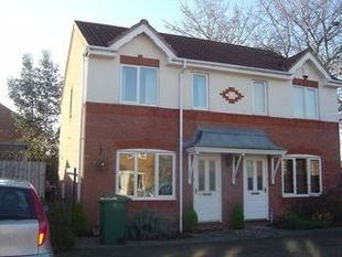 Thumbnail 2 bed semi-detached house to rent in Old Masters Close, Chuckery, Walsall