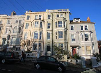 Thumbnail 1 bedroom flat to rent in Anglesea Terrace, St. Leonards-On-Sea