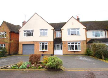 Thumbnail 5 bed detached house for sale in Linden Lane, Kirby Muxloe, Leicester