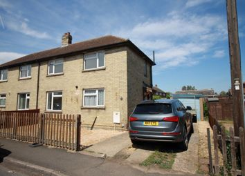 Thumbnail 3 bed semi-detached house to rent in Avenue Road, Huntingdon