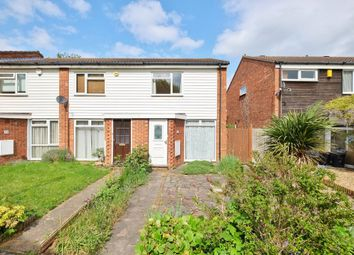 Thumbnail 2 bedroom end terrace house for sale in Boswell Close, Orpington