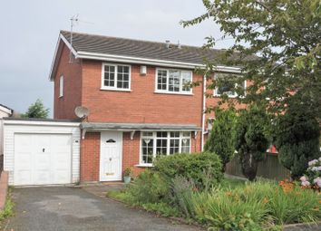 Thumbnail 3 bed semi-detached house for sale in St. Andrews Road, Colwyn Heights