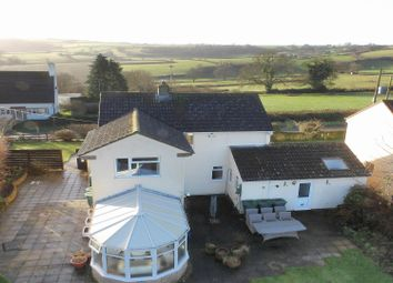 Thumbnail 5 bed detached house for sale in Combe Wood Lane, Combe St. Nicholas, Chard