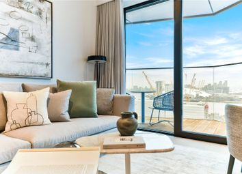 Thumbnail 1 bed flat to rent in 10 George Street, Canary Wharf, London