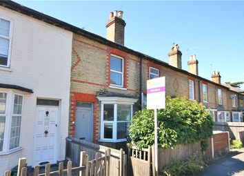 3 bed terraced house for sale in St Judes Road, Englefield Green, Surrey TW20