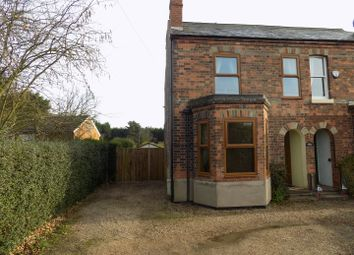 Thumbnail 2 bed cottage for sale in Lowdham Road, Gunthorpe, Nottingham